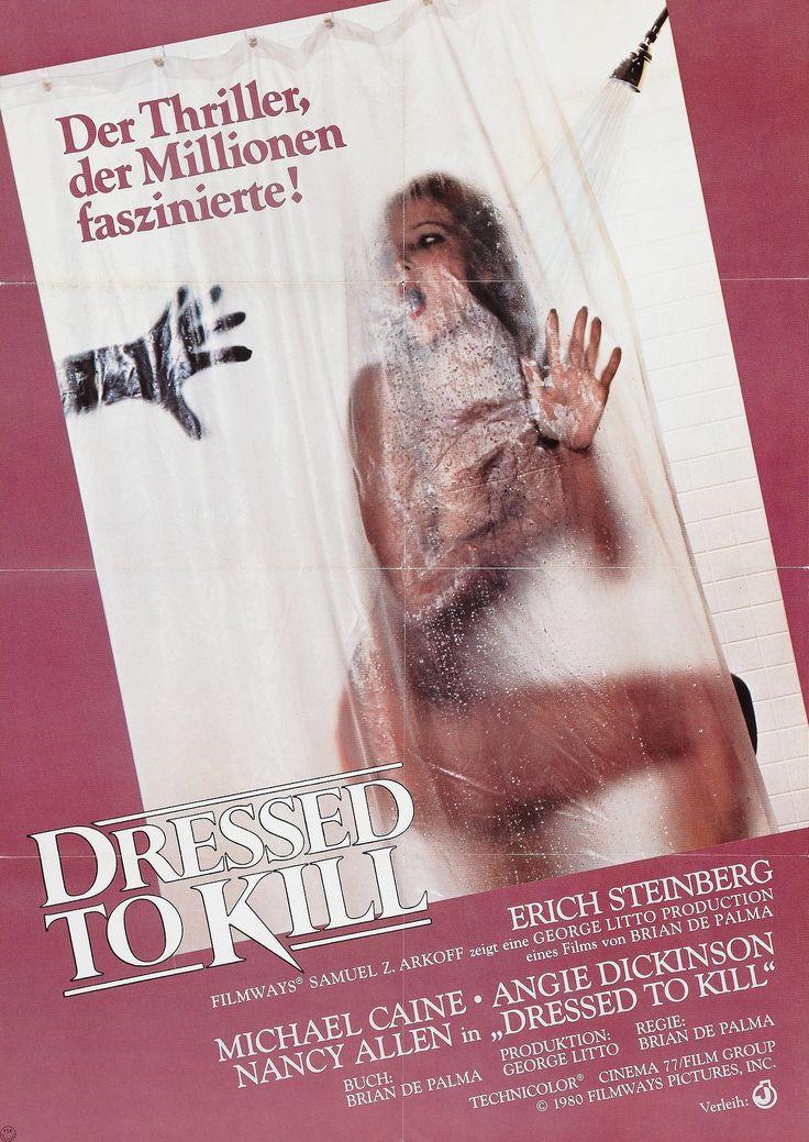 Dressed to Kill (1980), Brian De Palma