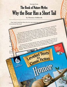 Learn about character as you discover why the bear has a short tail! This nature #myth is #differentiated to meet students at all levels. Reading Levels: 2.1-6.5
