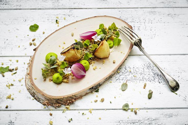 Fazer Culinary Team´s cuisine of the month | April.