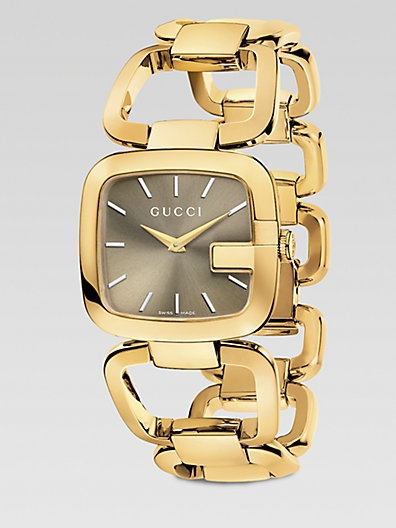 Collection Watch/Yellow Gold PVD
