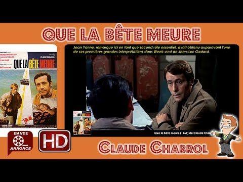 Que la bête meure de Claude Chabrol (1969) #MrCinema 226
