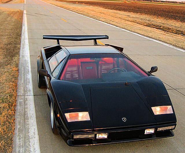 1980 Lamborghini Countach Maintenance/restoration Of Old/vintage Vehicles:  Theu2026