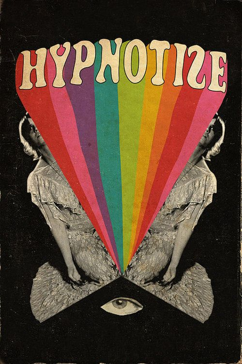 .: Graphic, Inspiration, Psychedelic, Art, Posts, Poster, Rainbow, Design