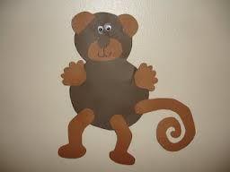 monkey crafts - Recherche Google