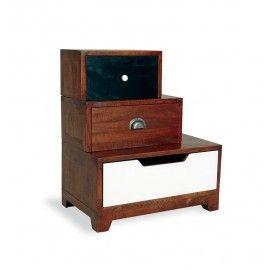 Nostalgic Totter Bed Side Table