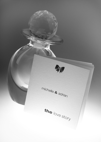 The Bomboniere Book is your personal love story. An original idea never seen before for your wedding favors.