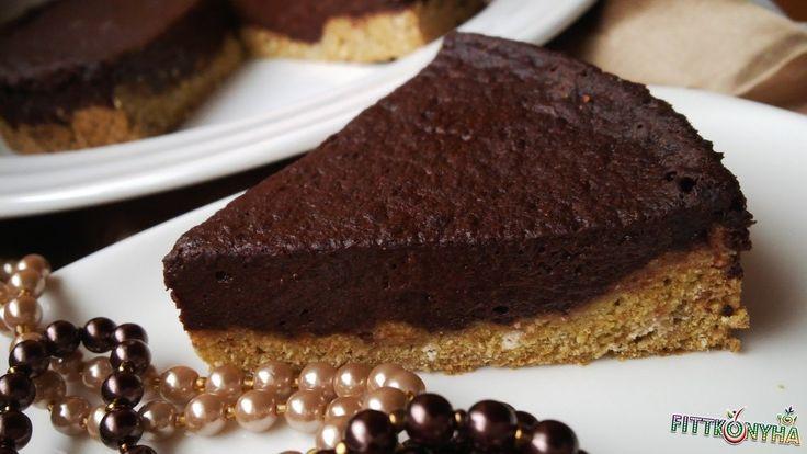 Paleo csokitorta