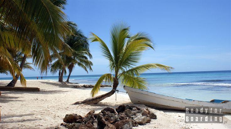 Dominican Republic, Punta Cana, the best beach! Dominikana z #readyforboarding  #dominikana #bavaro #Dominican #caribbean