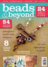 Buy your copy from shop.inspiredtomake.com/beads-beyond-april-2015-4