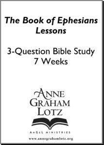 This is a 7 week study.If you are planning a small group study, you may want to add a week at the beginning to introduce the study method by completing the free online Bible Study Workshop, and another week at the end for sharing. You may download and print the Introduction and the Lessons below to complete …