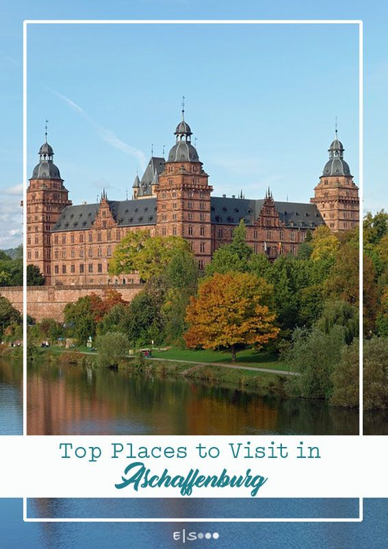 Wellness Aschaffenburg top places to visit in #aschaffenburg #germany #bavaria | best of
