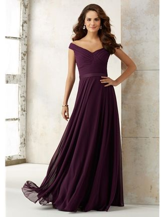 Purple Bridesmaid Dresses | Purple Gowns | House of Brides