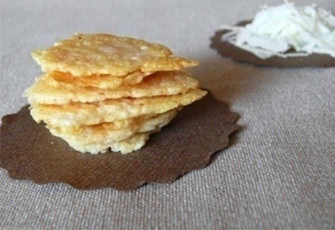 Parmezánchips