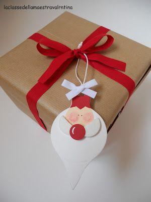 Christmas DIY gift tag
