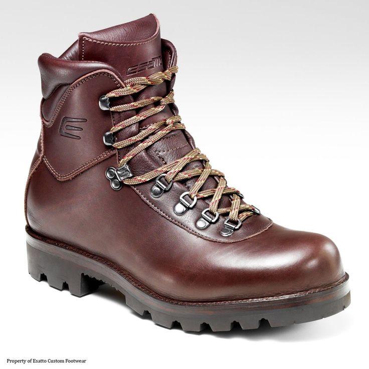 Custom hiking boots by Esatto Custom Footwear | CustomMade. OMK I WANT DEM