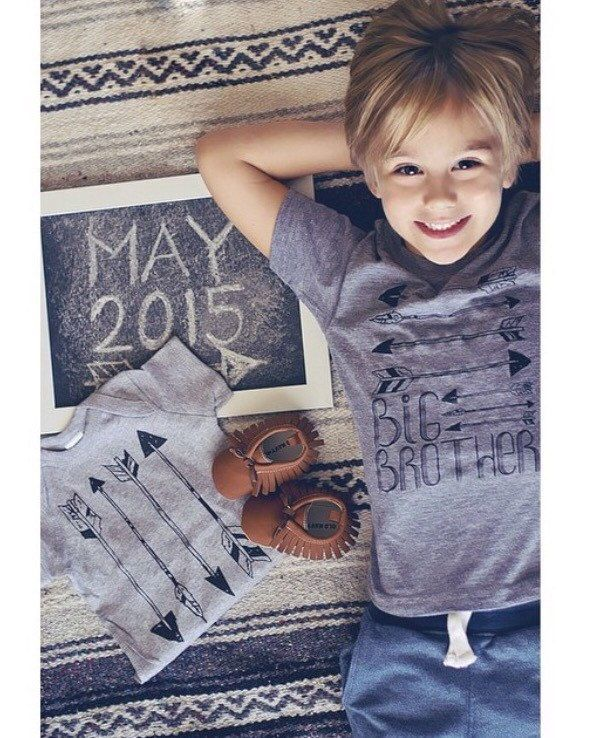 Big Brother Arrows Kids T Shirt - Baby and Toddler Boys Clothing - Boys Native America / Archery Shirt - Boys Big Brother Top by theKidsNextDoor on Etsy https://www.etsy.com/listing/196373061/big-brother-arrows-kids-t-shirt-baby-and