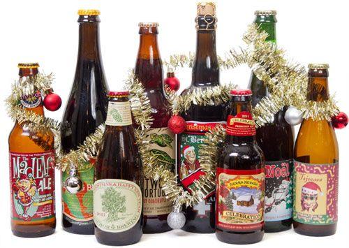 8 best Christmas Beers.  Charleston Beer Exchange- here I come!