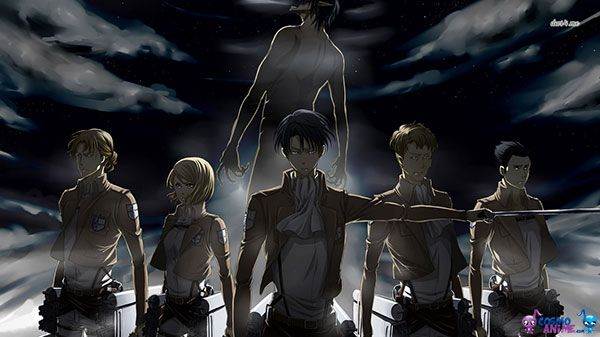 Attack on Titan 003 #background #anime: free high resolution #wallpaper