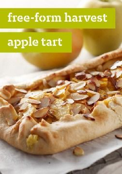 Free-Form Harvest Apple Tart – It must be the crisp air of the ...