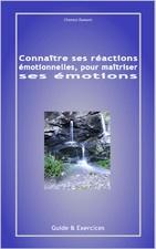 Connaître ses réactions émotionnelles, pour maîtriser ses émotions : boutique AppStore, iTunes, Apple ibook -iOS 4.33 et + iPad, iPhone 3G et +, iPod Touch