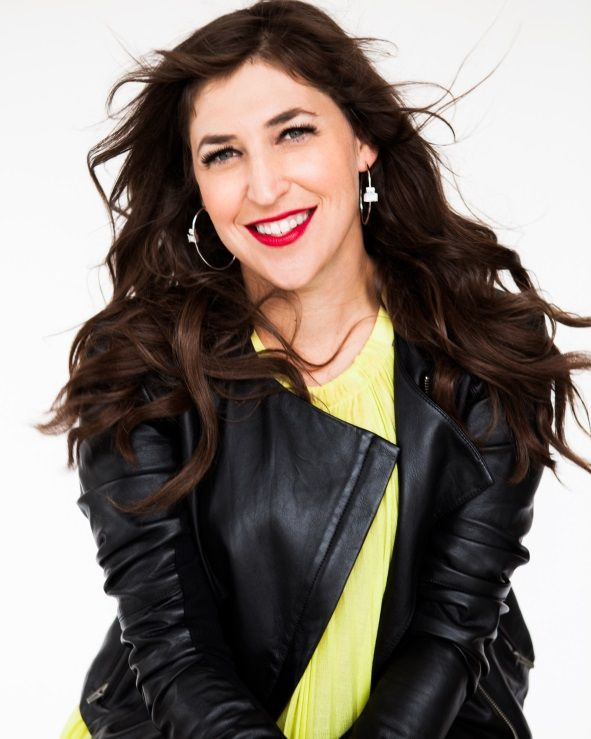 The Big Bang Theory actress, Mayim Bialik is proving that nerds are saving the world! http://aol.it/1QsM4dR via cambio