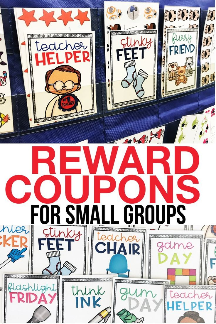 Classroom Reward Ideas That Don T Cost Money ~ Best classroom reward coupons ideas on pinterest