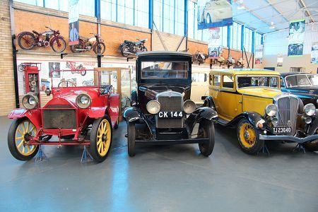 AJames Hall Transport Museum, Johannesburg © Ryan James/Darling Lama Productions