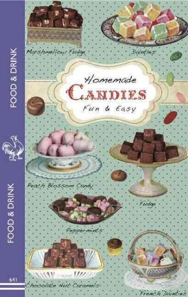 Learn to make candy to delight the children and sweet-toothed grown-ups. Candy that is creamy and velvety-smooth and has melt-in-your-mouth texture the kind of candy that can be made by following the