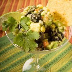 Salsa de maïs doux @ qc.allrecipes.ca