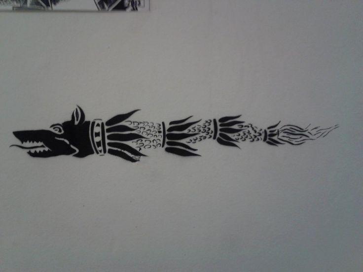 dacian draco tattoo - Google Search