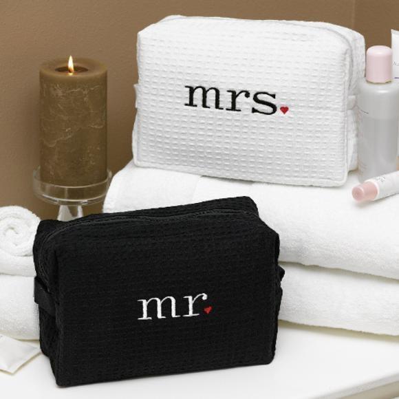 Necessaire Mr e Mrs — Momento Noiva