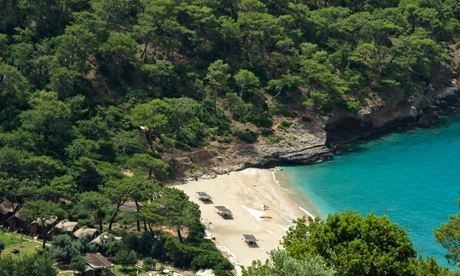 Top 10 beaches in Turkey: readers' tips From eco beaches with hammocks to sipping yoghurt drinks under your parasol, readers share their favourite stretches of sand along the Turkish coast