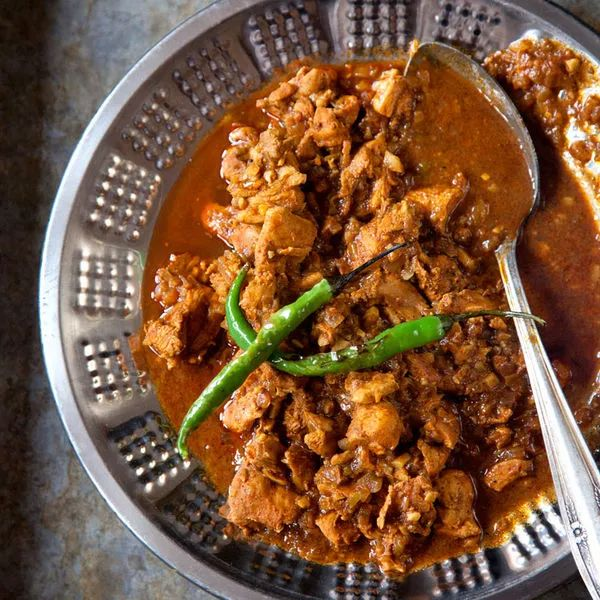 This tangy, spicy curry hailing originally from Goa, India, is now a restaurant staple spanning from the subcontinent to all the way to the British Isles.