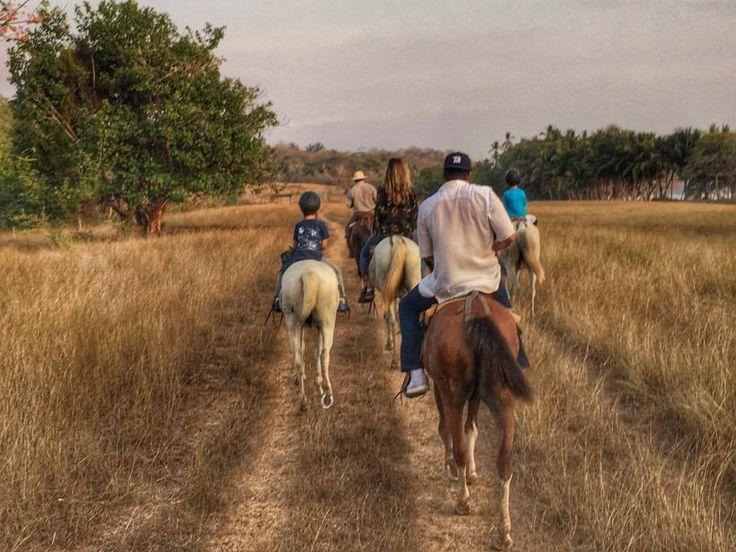 Tom Brady levanta polémica con paseo a caballo en Costa Rica