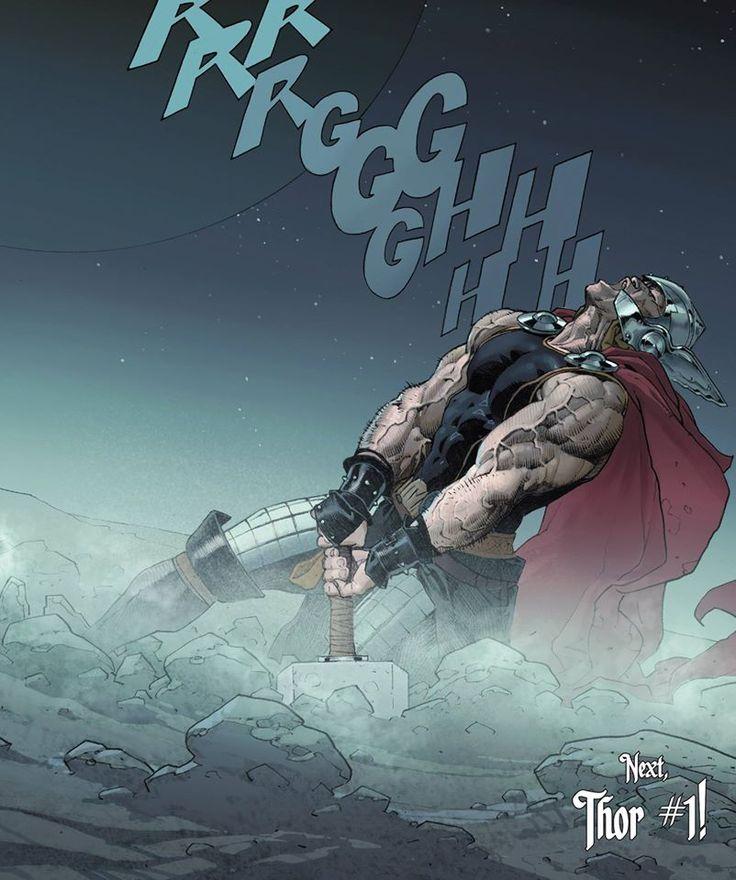 Thor by Esad Ribic