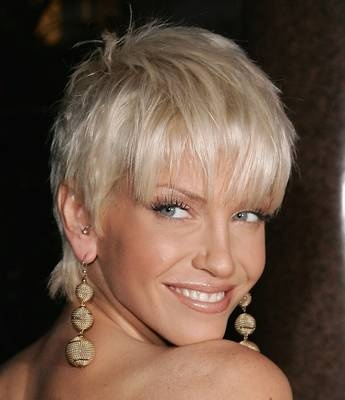 Sexy short hair - if I go back to short, this is perfect.