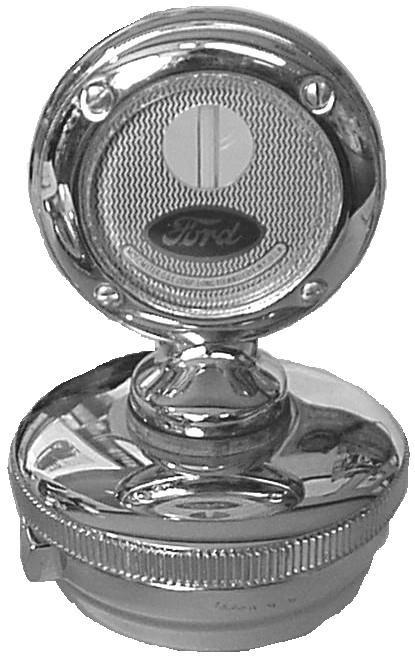 Motormeter radiator cap
