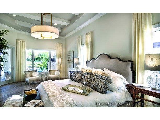 interior master bedroom luxury house