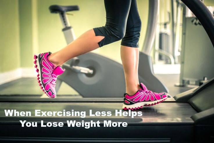 how to lose weight with minimal effort