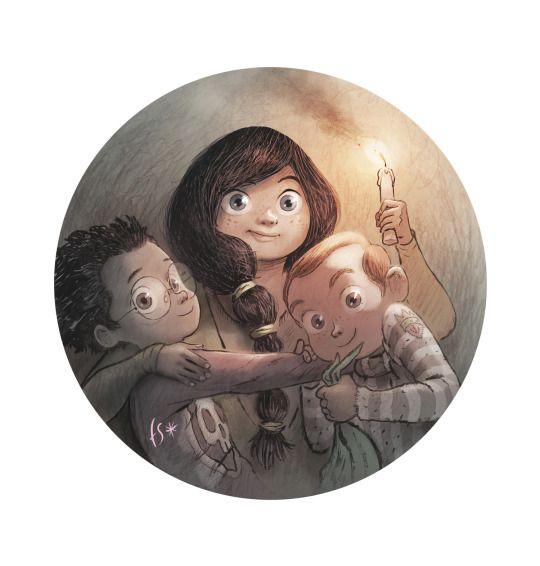 Illustration pour le Spirou N°4001 (paru le 17 décembre 2014)