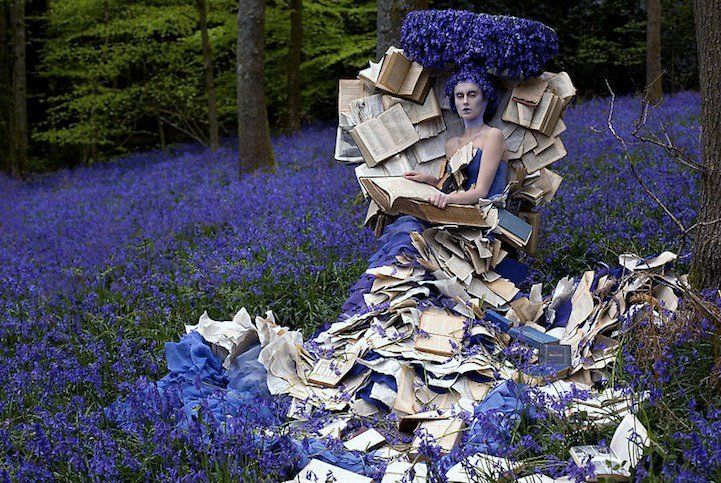 kirsty mitchell: The Storytelling, Book Lovers, Book Worms, Book Art, Wonderland, Kirsti Mitchell, English Teacher, Fairies Tales, Mitchell Photography