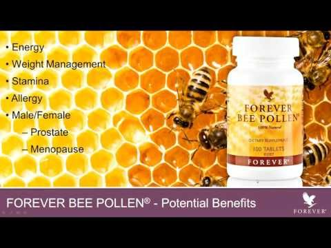 What Are Bee Pollen Benefits for Human Body (Forever Living Products)