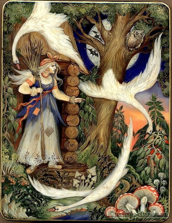 186 best Russian Tales images on Pinterest | Fairy tales ...
