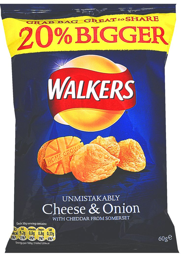 For a a pleasant #drink with friends buy #Walkers #Crisps #Cheese and #Onion --->http://www.richmonds.it/item/walkers-crisps-cheese-and-onion-60g.html ---------------------------- Per un piacevole #aperitivo in compagnie compra #Patatine #Walkers #Formaggio e #Cipolla http://www.richmonds.it/item/walkers-patatine-al-formaggio-e-cipolla-60g.html