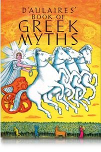 D'Aulaire's Book of Greek Myths - Beautiful Feet Books' Ancient History