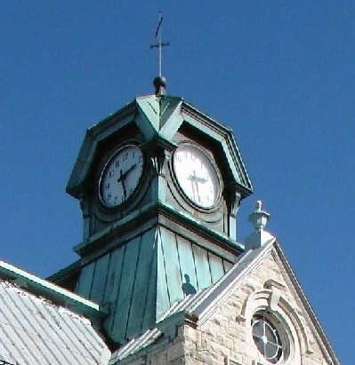 Our Post Office Clock Tower!