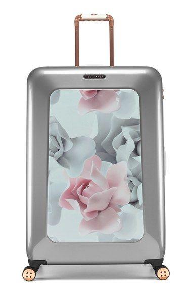 Best 25  Large lightweight suitcase ideas on Pinterest | Weekender ...