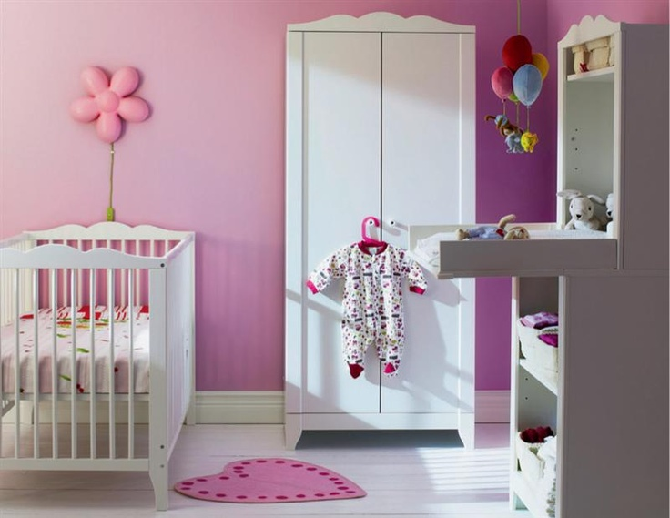 99 best babykamer ikea images on pinterest, Deco ideeën