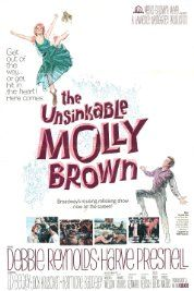 The Unsinkable Molly Brown (1964) Poster
