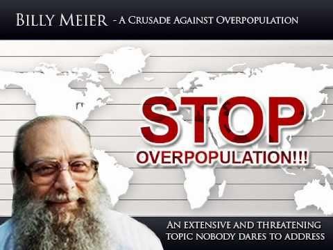 Billy Meier - A Crusade Against Overpopulation 1/2